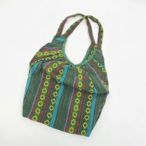 Boho Woven Light Fabric Bag